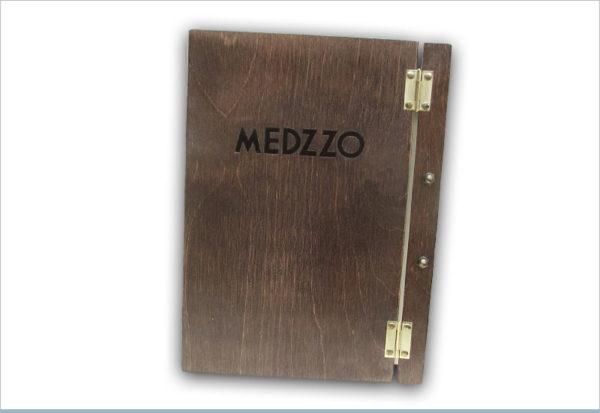 תפריט למסעדות MEDZZO