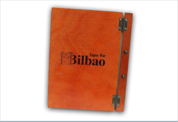 תפריט למסעדות Bilbao