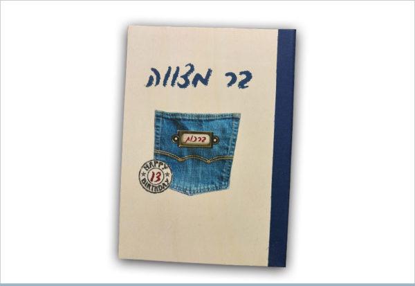 אלבום בר מצווה ג'ינס