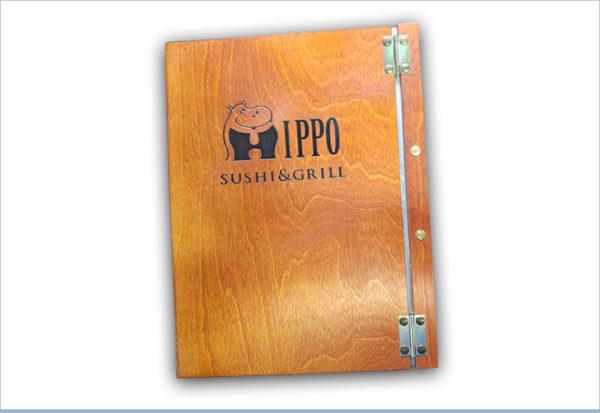 תפריט למסעדות HIPPO