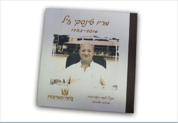 אלבום זיכרון מריו טינסקי