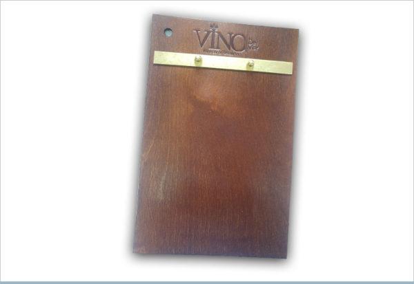 תפריט למסעדות VINO