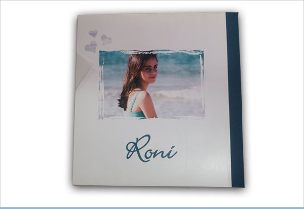 אלבום בת מצווה רוני