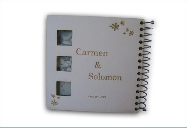 אלבום אורחים לחתונה כרמן וסלומון