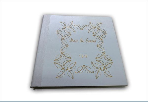 אלבום אורחים לחתונה מור ושני