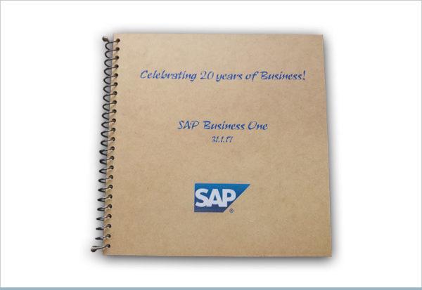ספר אורחים SAP