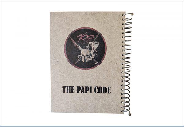 ספרי אורחים THE PAPI CODE